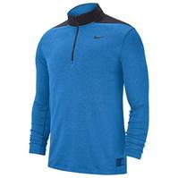 Nike Dry fermoar Golf Top pentru Barbati
