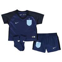 Nike England Away Kit 2017 pentru Bebelusi