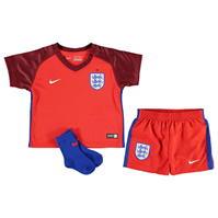 Nike Anglia Away Kit Mini 2016 pentru Bebelusi