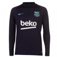 Nike FC Barcelona Squad Drill Top pentru Barbati
