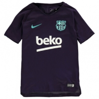 Tricou Nike FC Barcelona Squad pentru copii