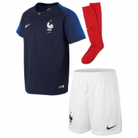 Nike France Home Mini Kit 2018