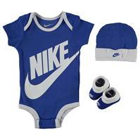 Set bebelusi Nike Futura Logo Box