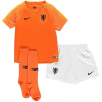 Set Nike Holland Home 2018