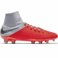 Adidasi fotbal Nike Hypervenom 3 Academy DF FG AQ9217 600 copii