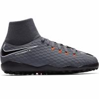 Ghete de fotbal Nike Hypervenom Phantom X 3 Academy DF gazon sintetic AH7293 081 copii