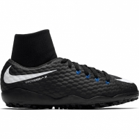 Adidasi fotbal Nike Hypervenom X Phelon 3 DF gazon sintetic 917775 002 copii