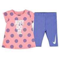 Nike Just Do It Set pentru fete pentru Bebelusi