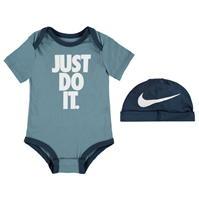 Nike Just Do It Two Piece Set pentru baieti pentru Bebelusi