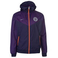 Jacheta Nike Manchester City de vant pentru Barbati