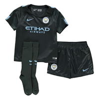 Set Nike Manchester City Third 2017 2018