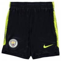Pantaloni scurti Nike Manchester City FC Squad pentru baietei