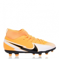Mergi la Nike . Mercurial Superfly 7 Club MG Little/Big Multi-Ground Soccer Cleat pentru Copii copii