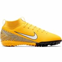 Ghete de fotbal Nike Mercurial Superfly X 6 Academy Neymar GS gazon sintetic AO2887 710 copii