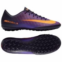 Ghete fotbal NIKE MERCURIALX VICTORY VI TF gazon sintetic 831968 585