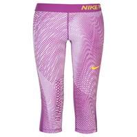 Nike Pro AOP Capri pentru fetite