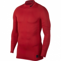 Bluza compresie tip helanca cu maneca lunga Nike Pro Cool 838079 657 pentru barbati