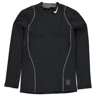 Tricouri antrenament Nike Pro HyperWarm Mock pentru baietei