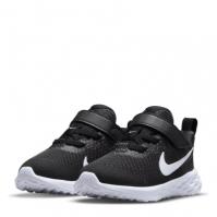 Nike Revolution 6 / Shoe pentru Bebelusi pentru Bebelusi negru alb