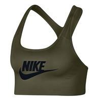 Bustiera sport Nike Swoosh Futura pentru Femei
