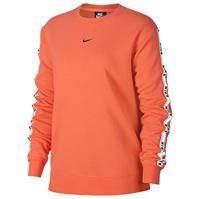 Bluze cu guler rotund Nike Tape pentru Femei