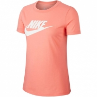 Nike Tee Essential Icon Future Jersey Coral BV6169 655 femei