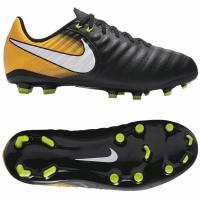 Ghete fotbal NIKE TIEMPO LIGERA IV FG 897725 008 copii