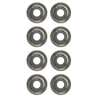 No Fear ABEC5 Bearings