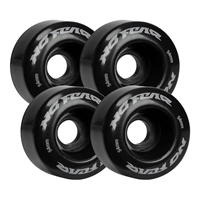 No Fear PVC Quad Skate Wheels
