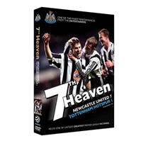 NUFC 7 Th Heaven Dvd