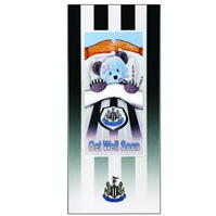 NUFC Get Well Soon Card