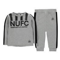 NUFC Logo 2pcJogSt Baby84