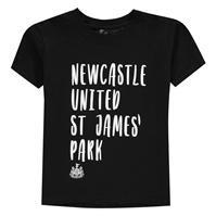 Tricou cu imprimeu NUFC Juniors