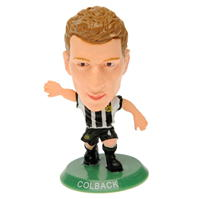 NUFC Newcastle United SoccerStarz Figure