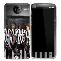 NUFC Player Htc One X Skin