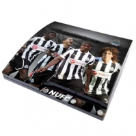 NUFC Player Ps3 Slim Skin