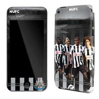 NUFC Player Skin For Ipod Touch 4