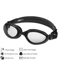 Ochelari de inot AQUA-SPEED SONIC negru 07 copii