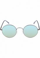 Ochelari de soare Flower gun-albastru MasterDis