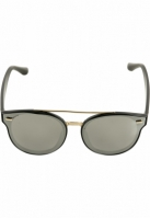 Ochelari de soare June negru-argintiu MasterDis