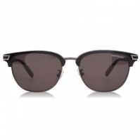 Ochelari de soare MONT BLANC Rectangular Frame Metal