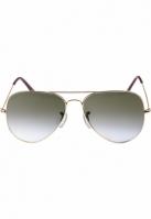 Ochelari de soare PureAv Youth auriu-maro MasterDis