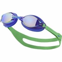 Ochelari Inot Nike Os Chrome albastru-verde NESS7152-381 pentru femei