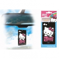 Odorizant Auto vanilie Hello Kitty