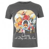 Tricou Official Vintage Queen Band pentru Barbati