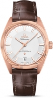 Omega Mod Globermaster - 8901 Co-axial Master Chronometer Movement - Sedna Gold