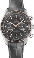 Omega Mod Speedmaster Racing - 9900 Co-axial Master Chronometer Movement - Sedna Gold