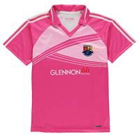 Tricou Replica Jersey ONeill Longford roz pentru fetite