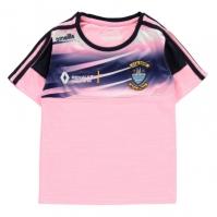 Tricou ONeills Portland pentru fete roz albastru alb