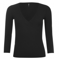 Only Nella Wrap Top